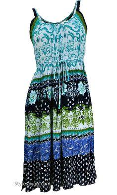 BC Malati Dress In Blue