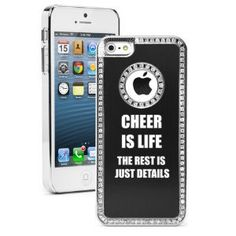 Cheer is life phone case, $19.99