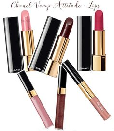Chanel Vamp Attitude for Lips