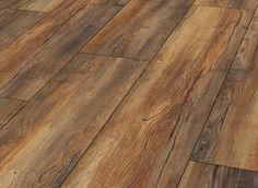 Laminaat Stockwood bruin eiken detail