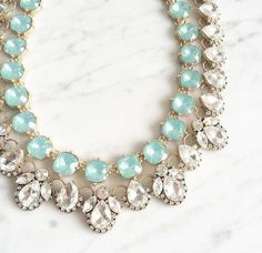 Pretty Bling Necklace!
