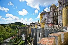 #Sintra, #Portugal - A beautiful spot we hope to explore again in our motorhome! #travel #rv   Alison @ CheeseWeb @Acornn  ·  Dec 2