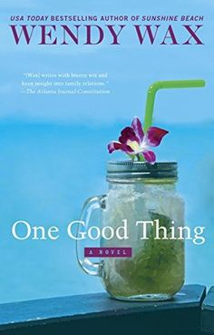 REVIEW: One Good Thing by Wendy Wax   Harlequin Junkie   Blogging Romance Books   Addicted to HEA :)