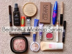 Bramblewood Fashion: Beginner's Makeup Series