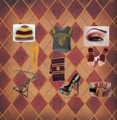 """""""HARRY POTTER!"""" by hplover182 ❤ liked on Polyvore"""