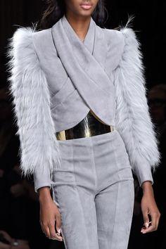 Balmain at Paris Fashion Week Fall 2016 - Livingly