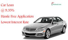 The Car loan EMI calculator helps to calculate newest interest rate and EMI for all new and used cars. http://www.finheal.com/car-loan-in-ghaziabad