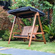 Lautan LLC Avoca 2 Seat Porch Swing