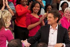 Day 25: Dr. Oz inspires a new year, new you #pinspiration