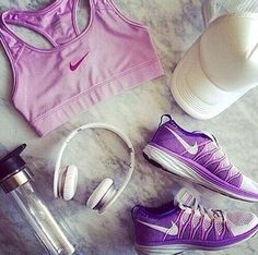 Fitness Apparel for Women | Nike Workout clothes http://www.FitnessGirlApparel.com
