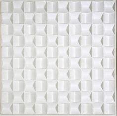 Quadratenreliëf, Jan Schoonhoven, 1967