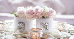 Signature Décoration | Raffiné Candle Holders, Candles, Table Decorations, Wedding, Home Decor, Ideas, Magical Wedding, Purpose, Fashion