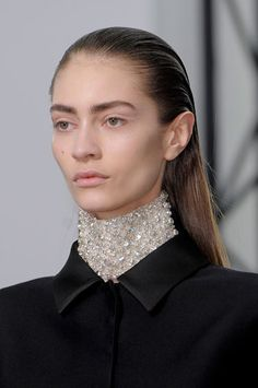 FALL 2013 HAIR TREND REPORT Sleek Back #GetGraphic
