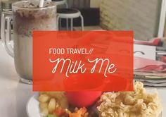 A little year-end celebration at Milk Me! :D #food #FoodTravel #foodie #kuliner #kulinersby #cafe #restaurant