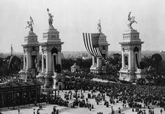 Buffalo, NY - 1901 Pan-American Exposition [1600 x 1107]