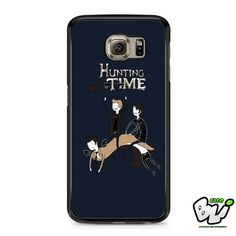 Adventure Time Hunting Time Samsung Galaxy S7 Edge Case