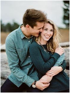 soft candid moments for couples photography portrait with neutral cool colors - relaxed posed with photojournalism engagement photo style