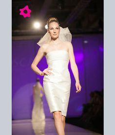 abito da sposa corto 2013
