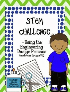 Spaghetti Challenge- one of the best STEM activities ever!