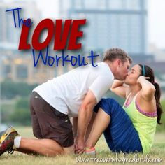The LOVE Workout: At Home Workouts You Can Do As A Couple!