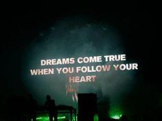 Above  Beyond- Dreams come true