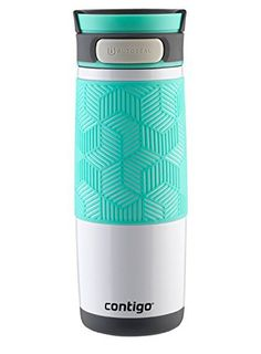 Commute in style with the new AUTOSEAL Transit Stainless Steel Travel Mug! The new AUTOSEAL Transit Stainless Steel Travel Mug protects against dirt and debris to deliver a clean and convenient on-the-go drinking experience. Transit combines the spill-free solution consumers love about AUTOSEAL... more details available at https://www.kitchen-dining.com/blog/travel-to-go-drink-ware/product-review-for-contigo-autoseal-transit-stainless-steel-travel-mug-16oz-polar-white-with-gr