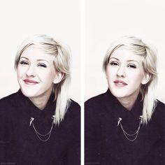 Ellie Goulding.