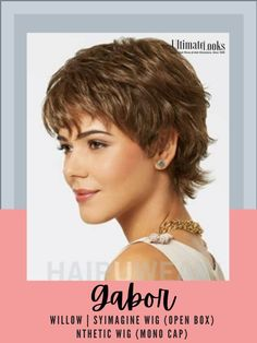 Just a firm shake, some quick finger styling and this no-fuss style is ready to wear!Featuring the Personal Fit™ Cap #hairstyles #hairdo #hairoftheday #styleinspo #styles