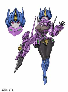 Arcee Transformers, Transformers Characters, Character Concept, Character Art, Adventure Time Girls, Arte Robot, Super Anime, Accel World, Robot Girl