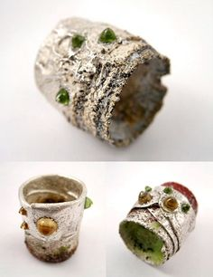 Awesome Woodsy Rings-Karine Rodrigue / Alexandra Simpson