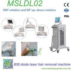 2017 Medsinglong 808 diode laser hair removal machine for sale