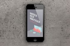 """We have a vision for education: It should be relevant, innovative, teasing and easy accessible. The collaboration project """"Hinter den Kulissen"""" tries to be just that."""
