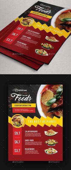 Food Flyer 19780755