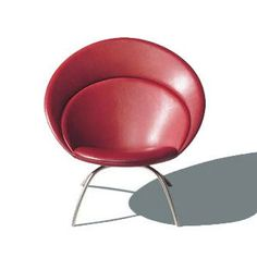 Icon Easy Chair by Nanna Ditzel, 2002.