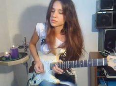 "Prince's ""Purple Rain"": Powerful Covers by David Gilmour and Eva Vergilova - Guitar World"