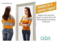 Obesity and over-weight can bring down a person's confidence level to stopping low and also can be a reason for serious health issues like heart diseases, diabetes, high blood pressure, and even other life threatening diseases. People of Hyderabad can breathe easy as they have access to the best #Oliva non-surgical weight loss centres that help you in achieving desired perfectly shaped body