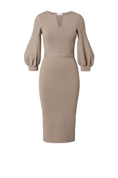 clothes i love Elegant Dresses For Women, Simple Dresses, Casual Dresses, Dresses With Sleeves, Mode Outfits, Dress Outfits, Fashion Outfits, Women's Fashion, Fashion Trends