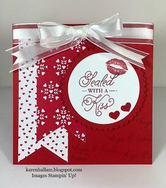 Karen's Stampin' Habit!: Sending Love ~ Sweet Valentines