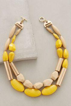 grassland necklace #anthroregistry