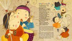 VIETNAMESE CHILDREN by T A M Y P U, via Behance