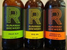 runaway brewery - Google Search Beer Bottle, Whiskey Bottle, Running Away, Ipa, Brewery, Google Search, Drinks, Drinking, Beverages