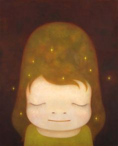 The Little Star Dweller, Yoshitomo Nara.