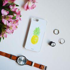 Pina iPhone and Samsung case #anukedesign #iphonecase #samsungcase