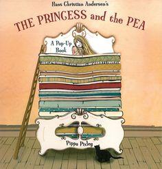 princess and pea book
