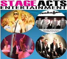 Stage Acts Entertainment is known for its matchless reputation in choreographed acts that take place live on stage. Each of our shows is disposed towards any modification according to the organizer's preference. We offer discount on our concert when booked for two shows on the same day.