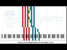 505 - Arctic Monkeys [Piano Sheet Music] - http://blog.pianoforbeginners.net/uncategorized/505-arctic-monkeys-piano-sheet-music