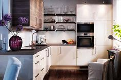 How To Make The Most Of A Small Kitchen | Home Interior Garden | Home Improvement
