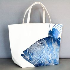 Dory Canvas Bag, $72.50, now featured on Fab.