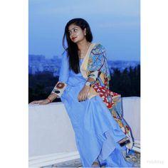 Kimono Top, Saree, Tops, Women, Fashion, Sari, Moda, Fashion Styles, Shell Tops