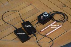 Single Dial Meditation Radionics Device (Radun105)